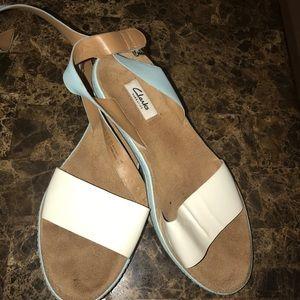 Clark sandals